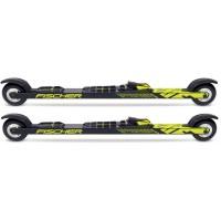 Fischer RC5 Skate Rollski mit Bindung schwarz