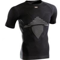 X-Bionic Man Energizer MK2 Unterwäsche Funktionsshirt schwarz