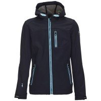 Killtec Abree JR Kinder Softshelljacke blau