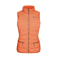 Maier Sports Carpegna Vest Damen Weste orange