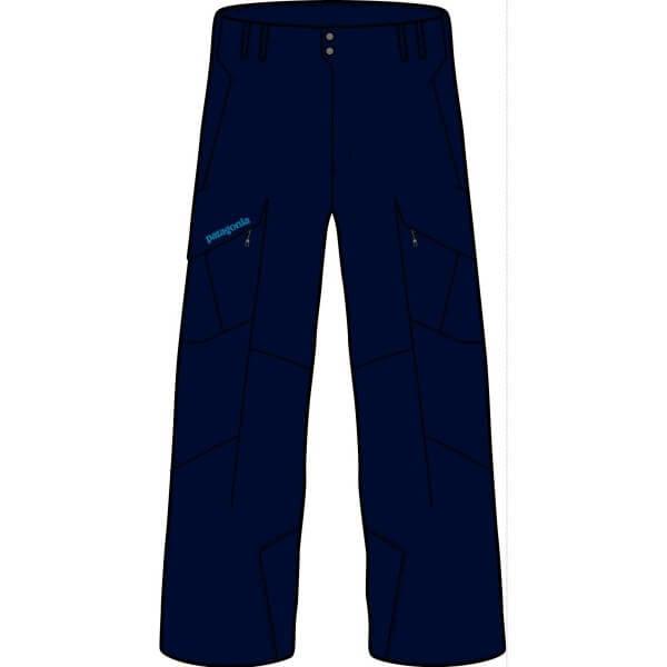 Patagonia Untracked Pants Skihose blau