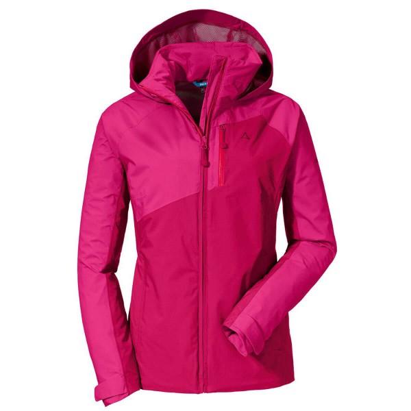 Schöffel Skopje2 ZipIn Jacket Damen Wanderjacke pink