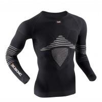 X-Bionic Man Energizer MK2 Shirt Funktionsshirt Langarm schwarz