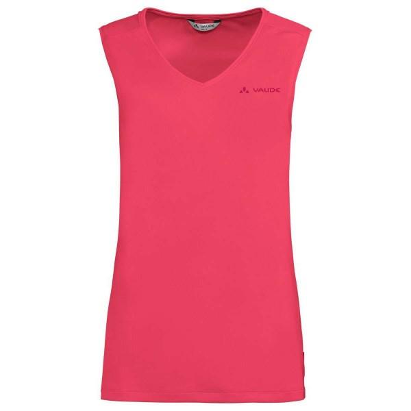 VAUDE Essential Top Damen Funktionsshirt pink