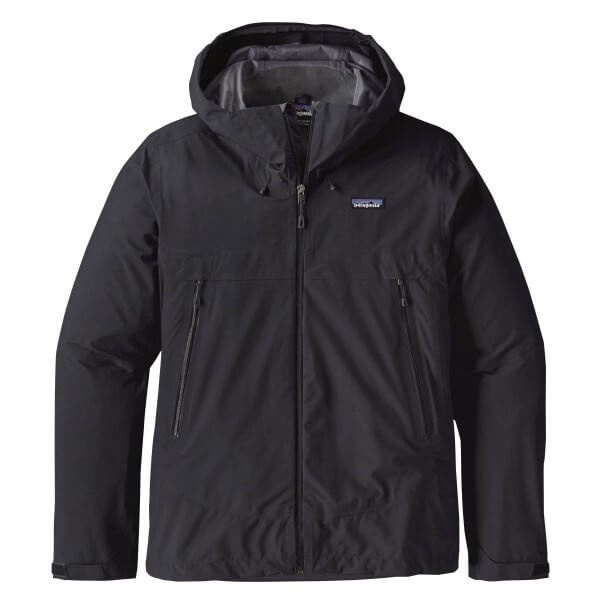 Patagonia Cloud Ridge Outdoorjacke schwarz