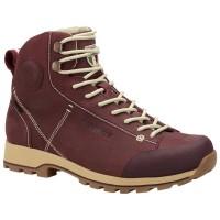 Dolomite Cinquantaquattro High FG GTX Damen Sneaker rot
