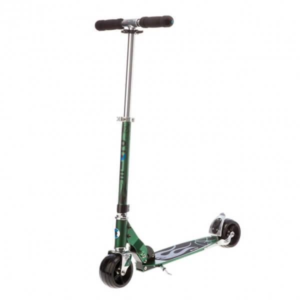 Micro Scooter Rocket grün
