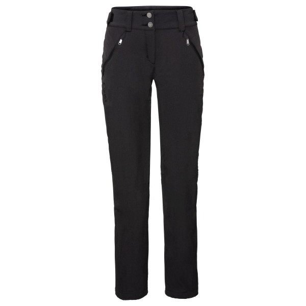 VAUDE Womens Skomer Winter Pants Damen Trekkinghose warm schwarz