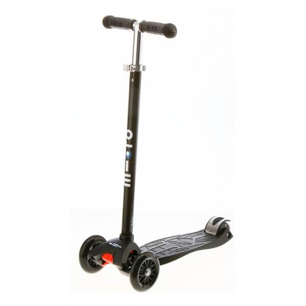 Micro Kickboard Maxi black T