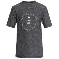 Quiksilver Radical Suf Tee SS T-Shirt schwarz