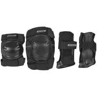 Powerslide Protektoren Standard Men Tri-Pack Inline Schützerset