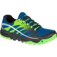 Merrell All Out Charge Trail Running Laufschuhe blau