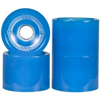 Volten Longboard Fothon LED Rollen 70mm blau 4 Stück Set