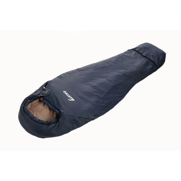 Alvivo Arctic Extreme Kid Kinder Polyester Schlafsack blau