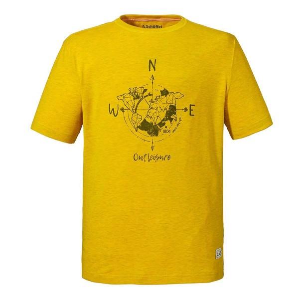 Schöffel Perth 1 T-Shirt gelb