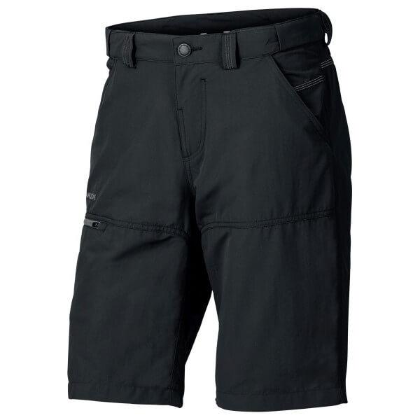 Vaude Skomer Shorts Wanderhose kurz schwarz