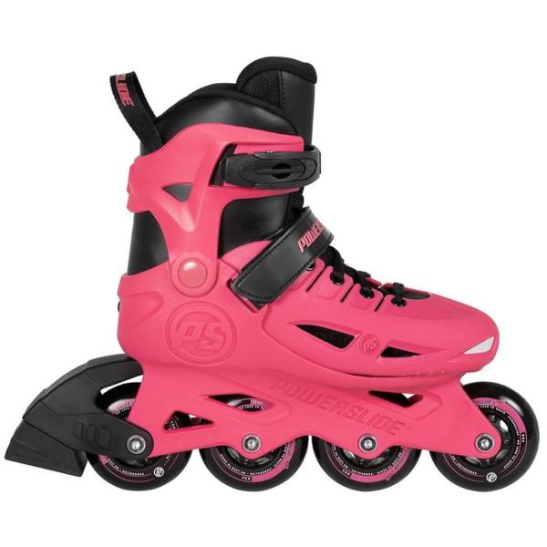 Powerslide Phuzion Kids Stargaze Pink Kinder Inline Skates verstellbar pink