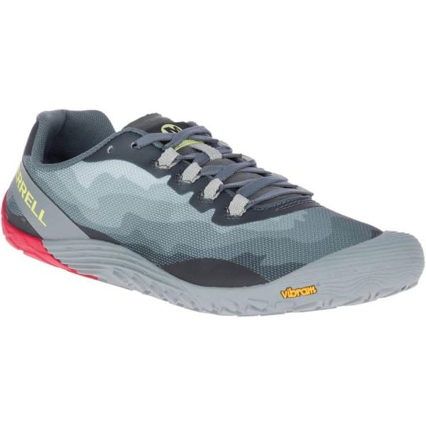 Merrell Vapor Glove 4 Barfuß Trailrunning Laufschuhe grau