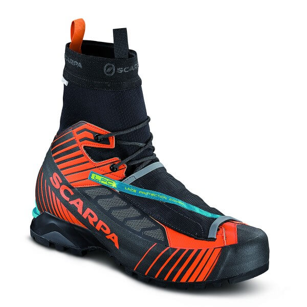 Scarpa Ribelle Tech OD Mountain Boots Wanderschuhe schwarz orange