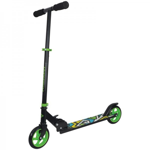 Schildkröt RunAbout City Scooter 145mm grün