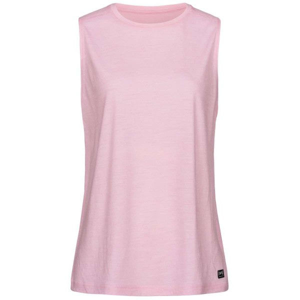 Super.Natural City Tank Damen Merino Funtionsshirt rosa