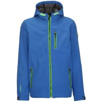 Killtec Adan JR Kinder Softshelljacke blau