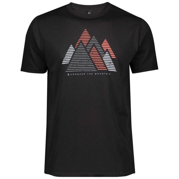 Scott Trail MTN DRI Shirt graphic Laufshirt schwarz