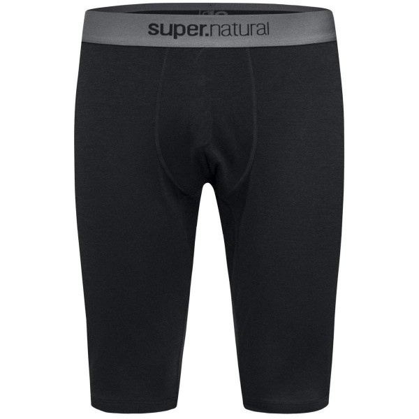 Super.Natural M Base Short Tight 175 Merino Funktionsunterhose schwarz