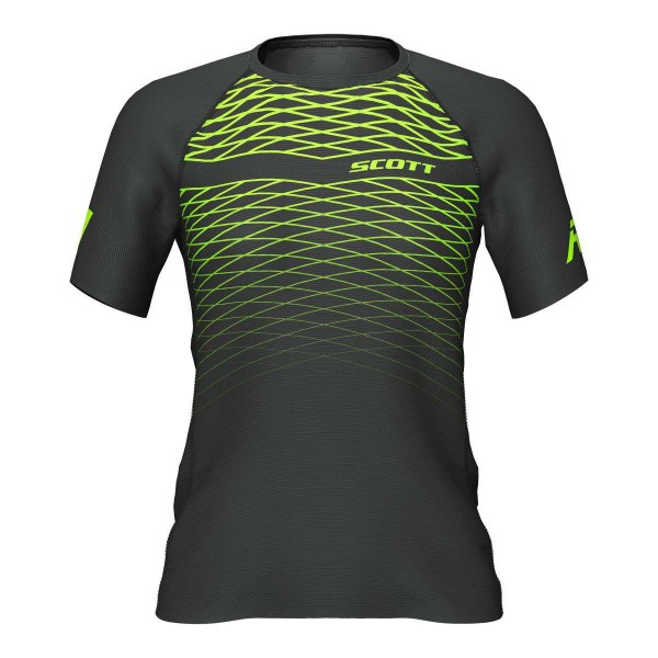 Scott RC Run Shirt Damen Funktionsshirt schwarz