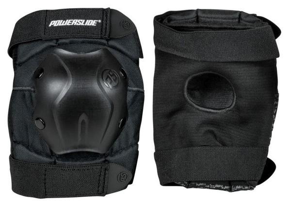 Powerslide Protektoren Standard Knee Knieschützer schwarz