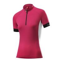 Löffler Bike Trikot Hot Bond Damen Radtrikot pink
