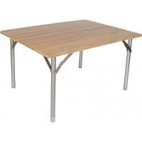 High Colorado Packlight Tisch silber braun