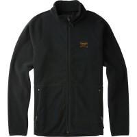 Burton Ember Full Zip Fleece Fleecejacke schwarz