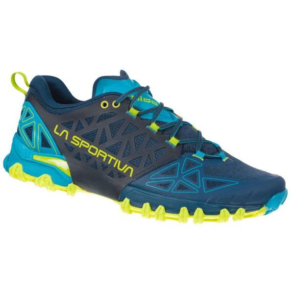 La Sportiva Bushido II Trail Running Laufschuhe blau