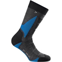 Rohner Back Country Wandersocken blau
