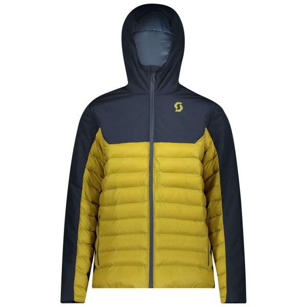 Scott Insuloft Warm Jacket Funktionsjacke gelb blau