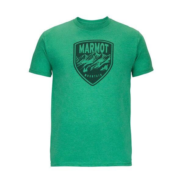 Marmot Vista Tee SS T-Shirt grün