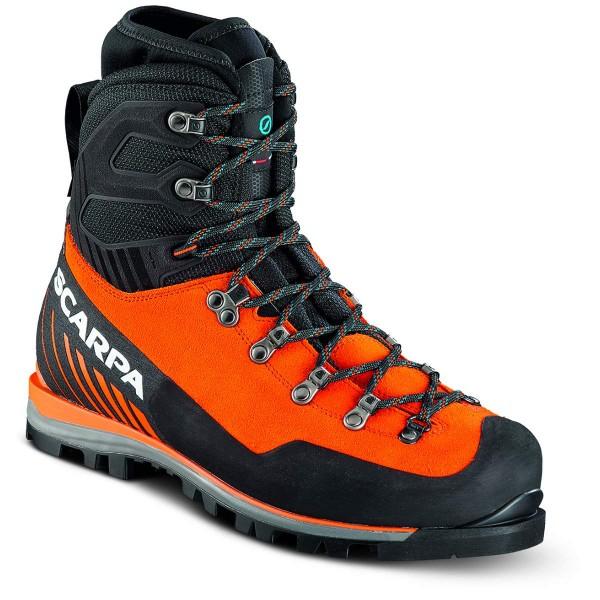 Scarpa Mont Blanc Pro GTX Bergstiefel orange
