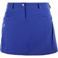 Salomon Wayfarer Skirt Damen Rock blau