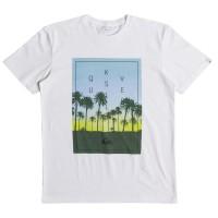 Quiksilver Classic Salina Stars SS T-Shirt weiß