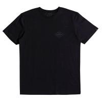 Quiksilver Classic Amethyst SS T-Shirt schwarz