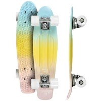Choke Juicy Susi Skateboard Vinylboard Fade Out bunt