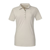 Schöffel Altenberg1 Damen Polo Shirt beige