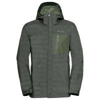 VAUDE Furnas Jacket III Regenjacke grün