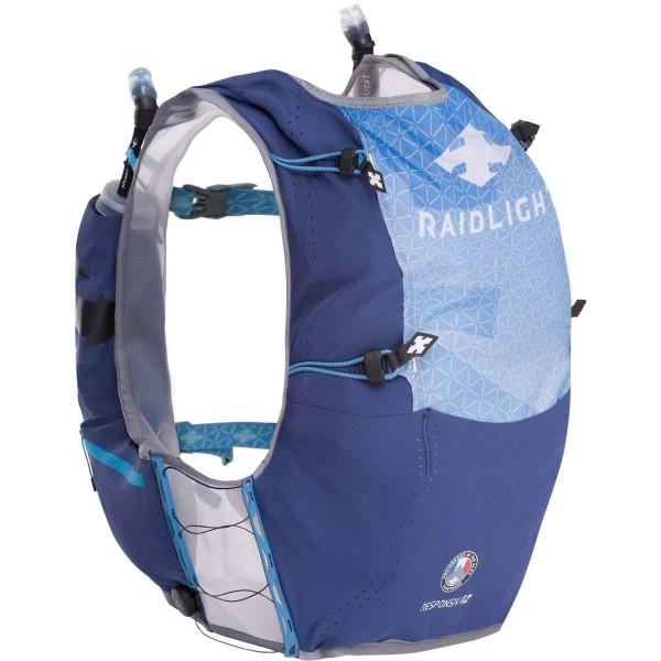 RaidLight Responsiv Vest 10-12L Laufrucksack blau