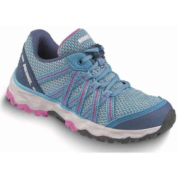 Meindl Catani Junior Kinder Schuhe hellblau