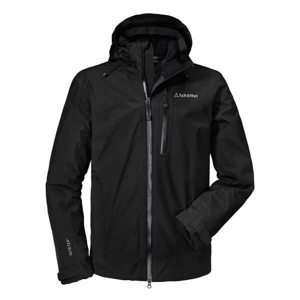 Schöffel Jacket Padova1 Funktionsjacke schwarz