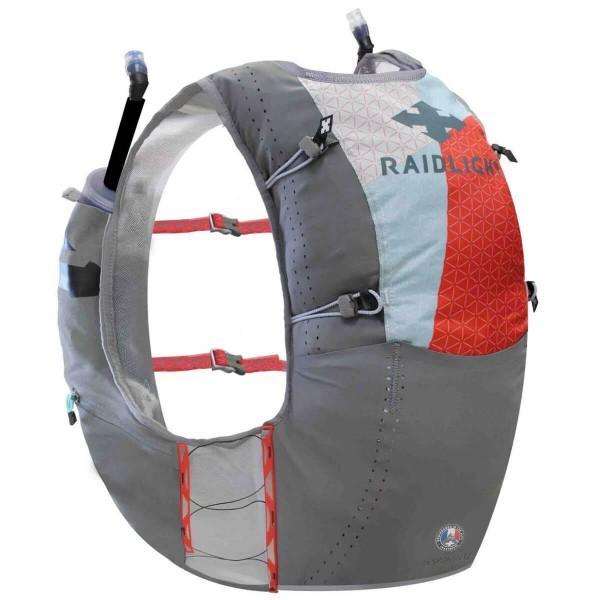 RaidLight Responsiv Vest 10-12L Laufrucksack grau