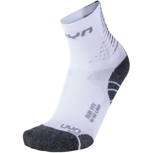 UYN Lady Run Fit Socks Damen Laufsocken weiß