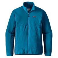 Patagonia Nano-Air Light Hybrid Jacket Funktionsjacke blau
